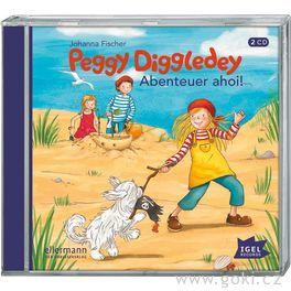 Audiokniha Peggy Diggledey – Dobrodružství AHOJ!