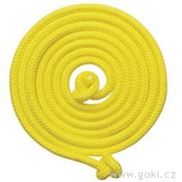 Švihadlo 250cm– žluté