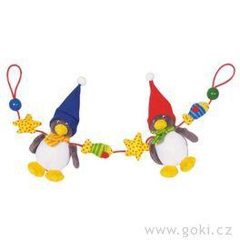 *AKCE* Řetěz nakočárek – tučňáci zplyše