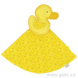 Kačenka – žlutý mazlíček usínáček