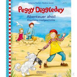 Malá knížka proděti Peggy Diggledey – Dobrodružství AHOJ!