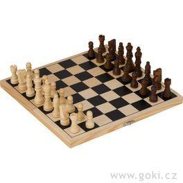 Logická hrašachy – 26x26cm