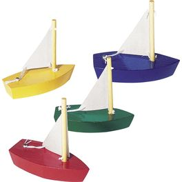 Mini plachetnice