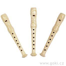 Zobcová flétna, 12cm