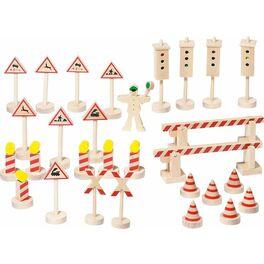 Dopravní značení snastavitelnými semafory, 29dílů