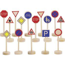 Dopravní značení, 15dílů