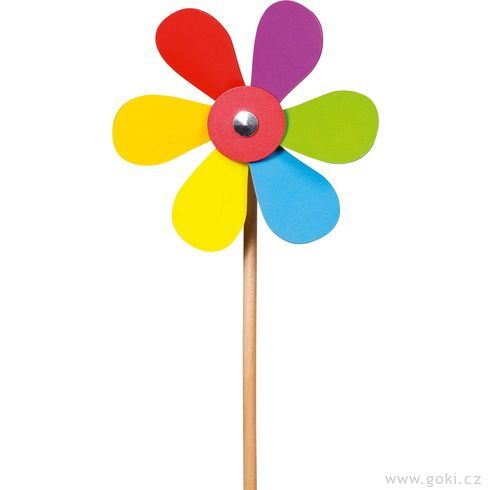 Větrník – Kytka - Goki